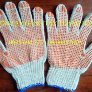 Găng tay phủ hạt